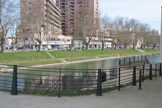 Knieholmgeländer Straßburg