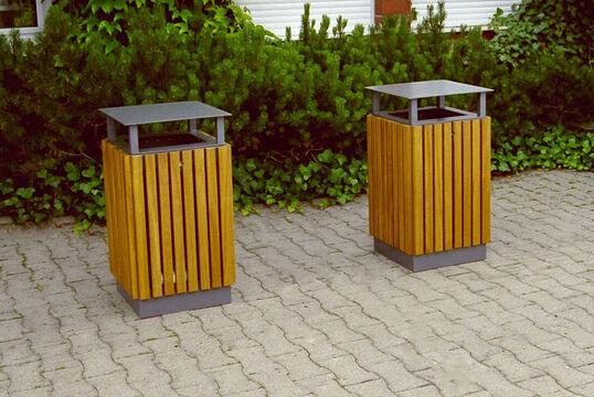 Abfallbehälter Serie 900