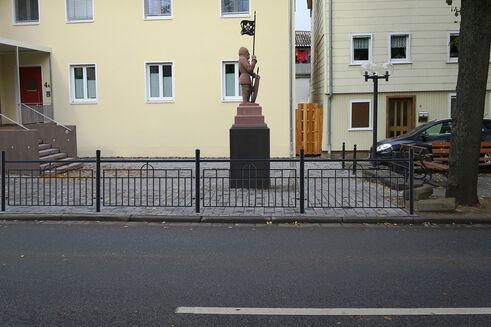 Füllstabgeländer Bamberg