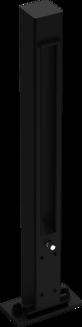 Kipp-Pfosten Cubo D