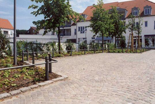 Rabattengeländer Sauerland