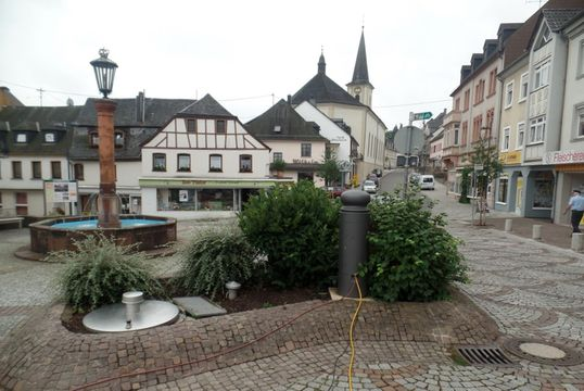 Marktplatz, Wadern