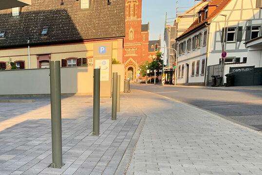 Plankstadt Schwetzinger Straße