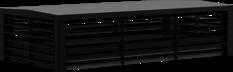 Lüftungshaube Airflow 4-seitig offen