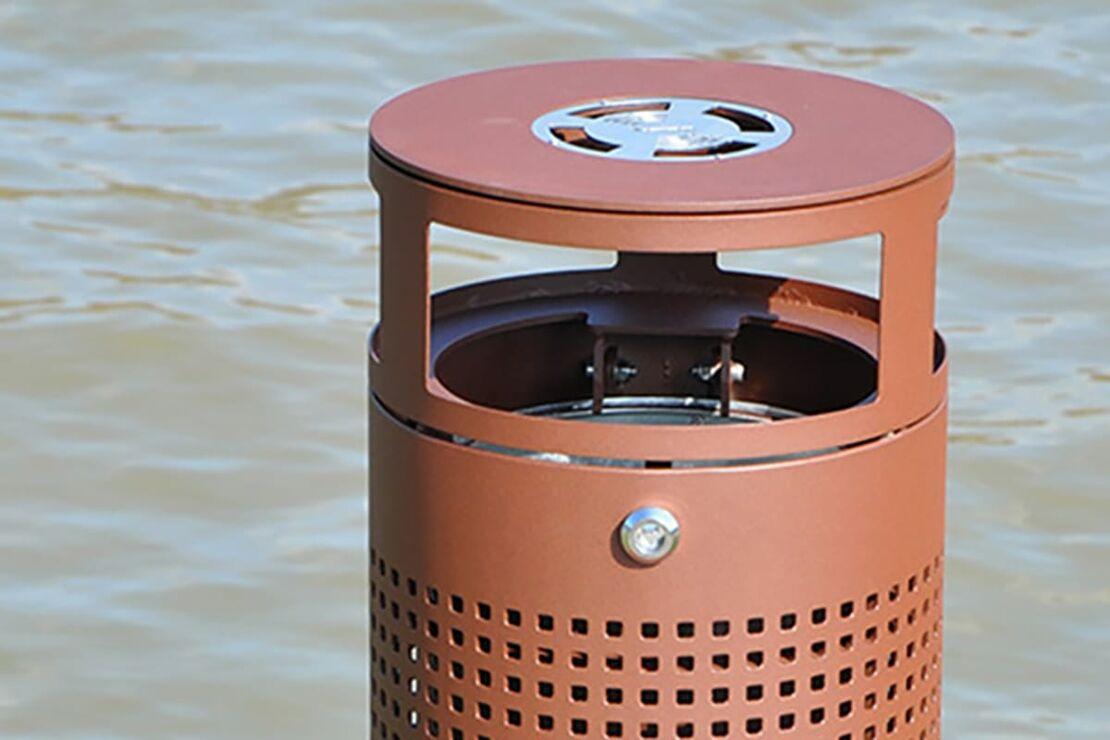 Neues Produkt online: Abfallbehälter 702
