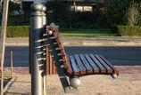 Systembank Holzsitzauflage Typ II