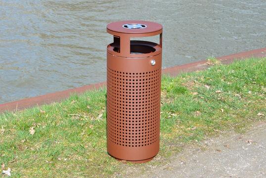 Abfallbehälter Serie 702