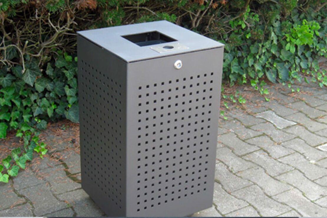 Neues Produkt online: Abfallbehälter 726