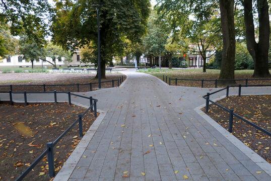 Bad Rothenfelde Kurgarten