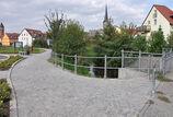 Ihleufer, Burg