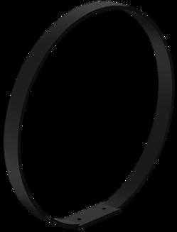 Fahrradanlehner Duara S