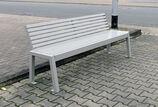 Sitzbank mit Stahlauflage Offenburg ST