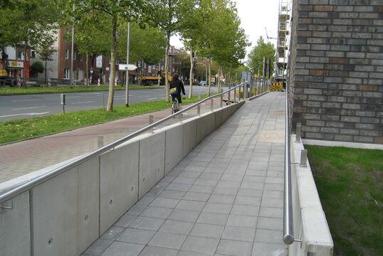 Steinfurter Straße, Münster