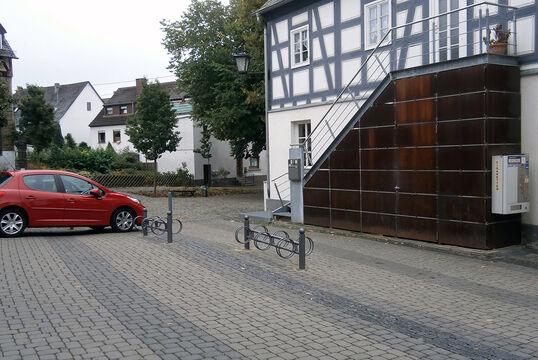 Fussgängerzone, Neuwied
