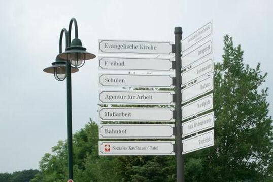 Ortskern, Bersenbrück