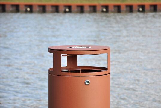 Abfallbehälter Serie 724