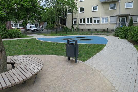 Öffentlicher Spielplatz Lünen