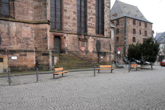Kirchhof, Marburg