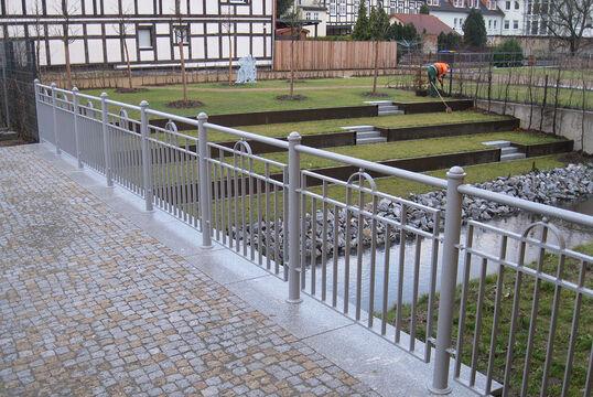 Breiter Weg, Burg