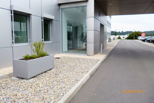 Neubau Numerik, Jena