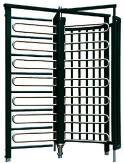 Manuelle Drehkreuze DK 30 Durchgangsbreite 70 cm
