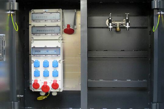 Versorgungsschrank Modena SC