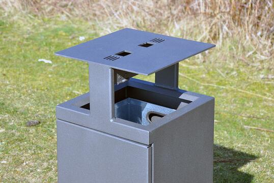 Abfallbehälter Serie 731