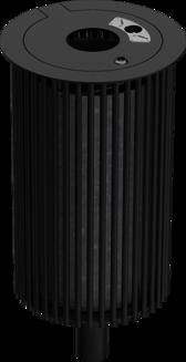 Abfallbehälter Serie 800