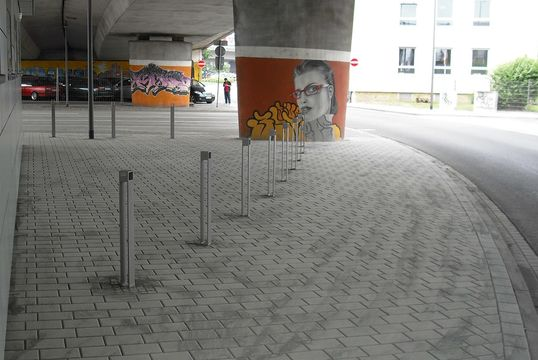 Bahnhofsvorplatz, Wetzlar