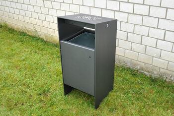 Neues Produkt online: Abfallbehälter Serie 936
