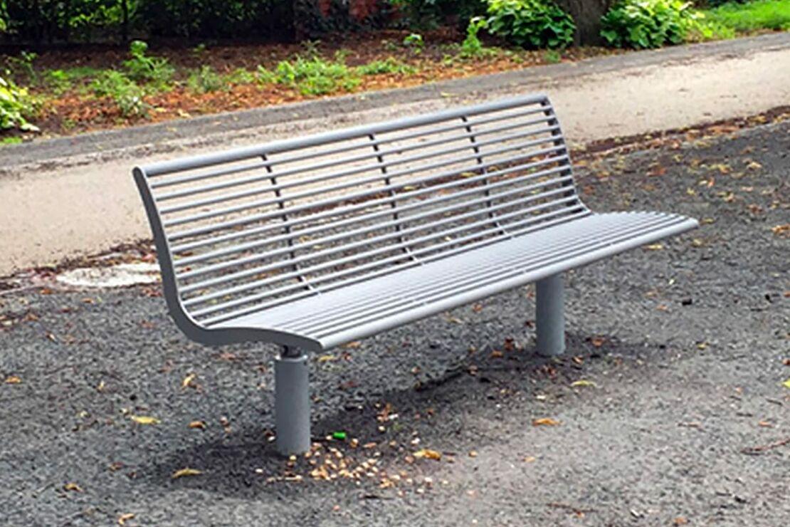 Funktionelle Sitzkultur im öffentlichen Raum