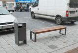 Abfallbehälter Serie 930