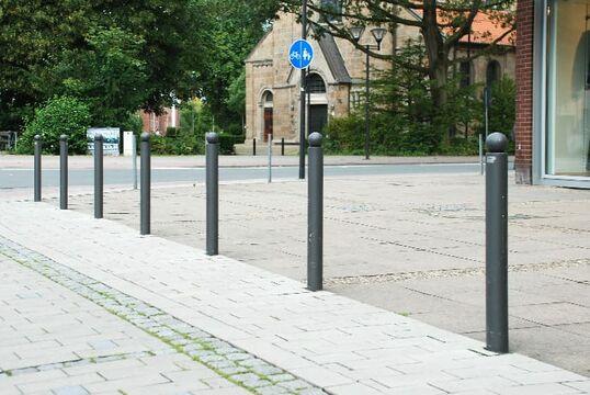Straßenzug, Münster-Hiltrup