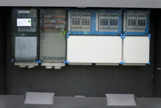 Versorgungsschrank Quadro SC