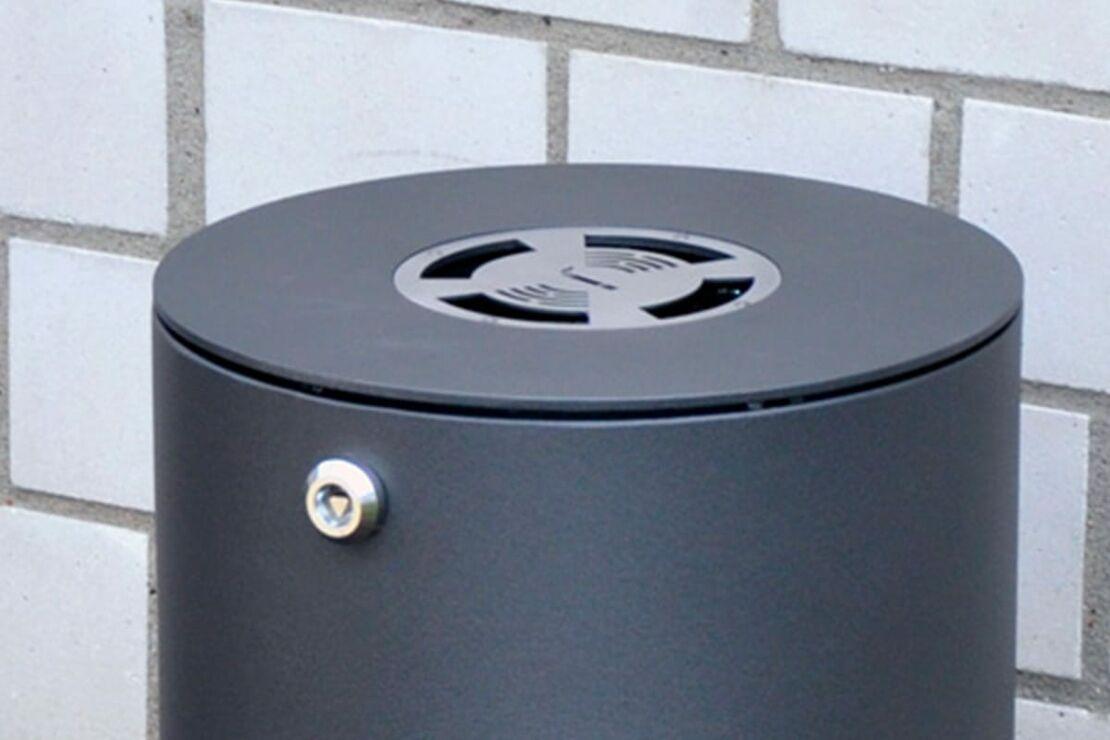 Neues Produkt online: Großraumascher 220