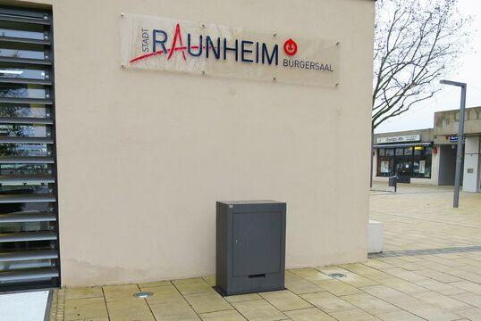 Resart-Ihm-Gelände, Raunheim