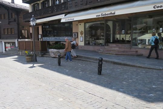 Gstaadplatz, Gstaad
