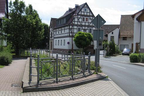 Füllstabgeländer Münster