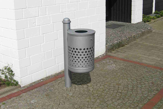 Abfallbehälter Serie 600