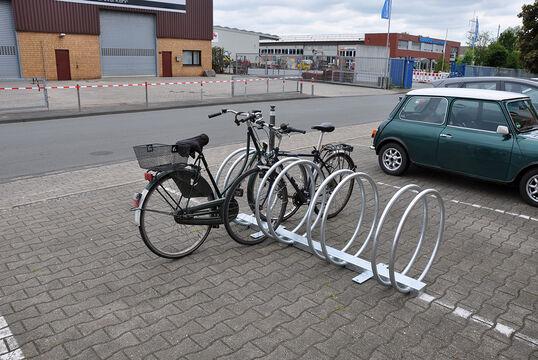 Fahrradparker Jasto