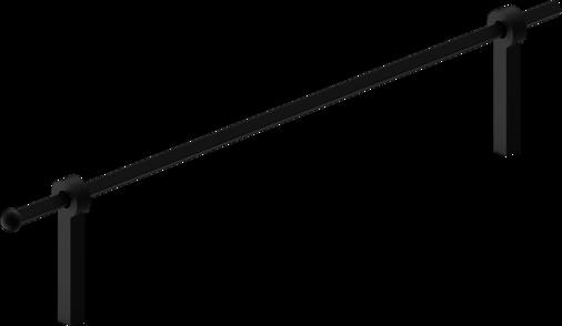 Rabattengeländer Weser II