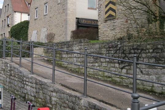 Knieholmgeländer Münster