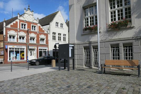 Kirchstraße, Sendenhorst Sonderanlage