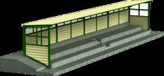 Tribünenüberdachungen