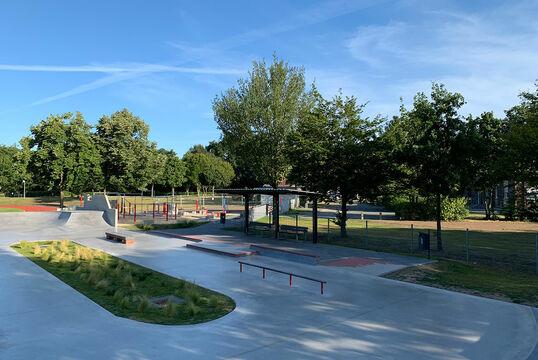 Münster-Hiltrup, Bewegungspark