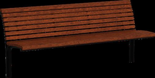 Sitzbank mit Holzauflage Taragona