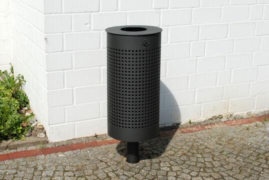 Abfallbehälter Serie 700 rund